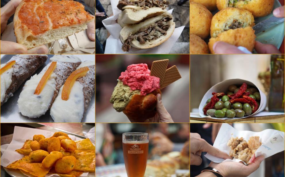 Palermo Street Food Tour Mattutino - Streaty